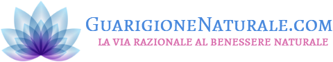 Il logo di GuarigioneNaturale.com