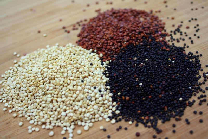La Quinoa - El Grano de oro dei Popoli Andini